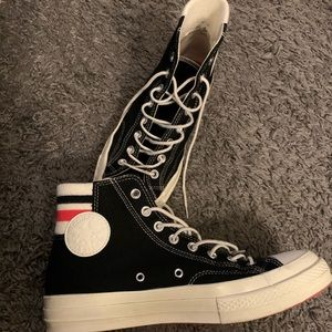 Limited edition chuck 70 high tops size 9.5